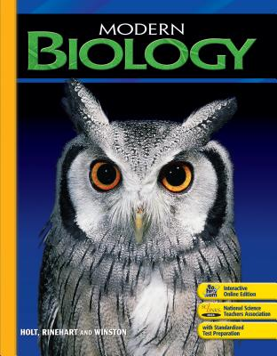 Modern Biology Datasheets for In-Text Labs (Quick, Inquiry, Exploration, and Skills Practice Labs) - Holt Rinehart & Winston (Creator)
