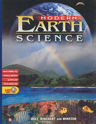 Modern Earth Science: Student Edition 2002 - Sager, and Holt Rinehart and Winston (Prepared for publication by)