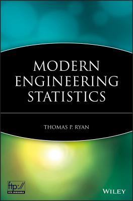Modern Engineering Statistics - Ryan, Thomas P