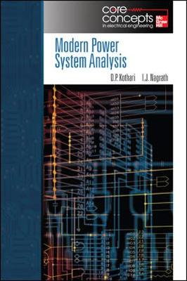 Modern Power System Analysis - Kothari, D P, and Nagrath, I J