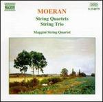 Moeran: String Quartets