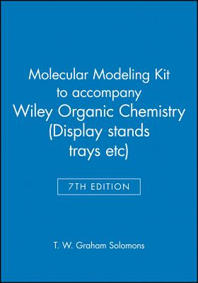 Molecular Model Kit - Solomons, T W Graham