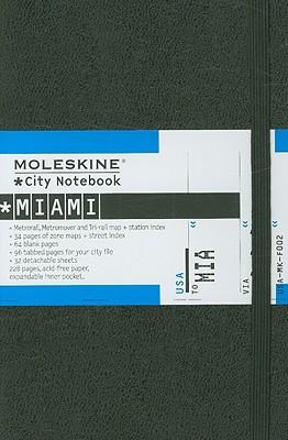 Moleskine City Notebook Miami - Moleskine (Creator)