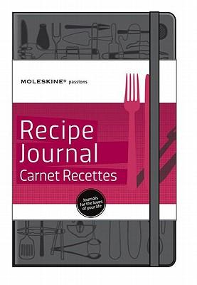 Moleskine Passions Recipe Journal/Carnet Recettes - Moleskine (Creator)