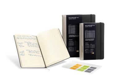 Moleskine Professional Notebook Extra Large - Moleskine (Creator)