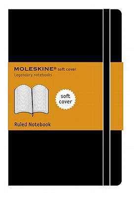 Moleskine Ruled Notebook Soft Cover Large - Moleskine