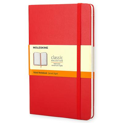 Moleskine Ruled Notebook - Moleskine