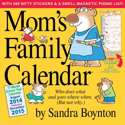 Mom's Family Calendar - Boynton, Sandra