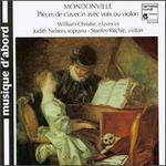 Mondonville: Pieces de clavecin avec voix et violon Op5