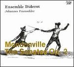 Mondonville: Trio Sonatas, Op. 2
