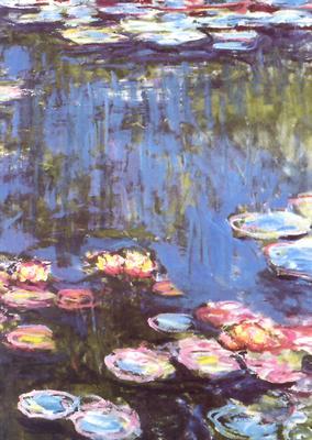 Monet Notebook - Monet, Claude, and Monet