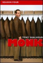 Monk: Season Four [4 Discs]