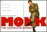 Monk: The Complete Series [Limited Edition] [32 Discs] [With Handbook] -