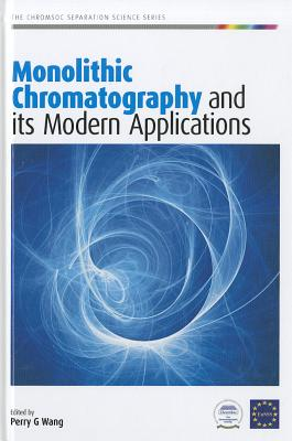 Monolithic Chromatography and Its Modern Applications - Wang, Perry G. (Editor)