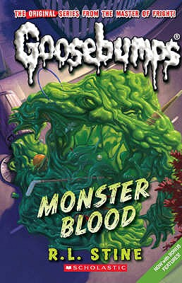 Monster Blood - Stine, R. L.