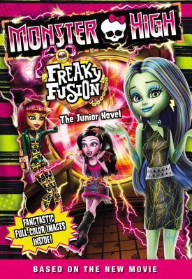 Monster High: Freaky Fusion the Junior Novel - Finn, Perdita