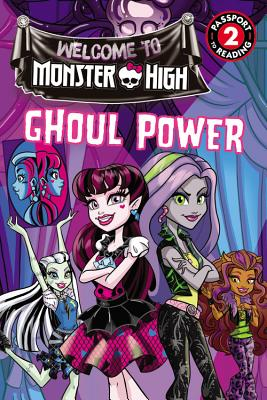 Monster High: Ghoul Power - Finn, Perdita