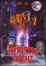Monster Night - Leslie Allen