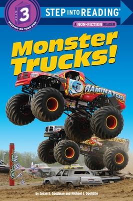 Monster Trucks! - Goodman, Susan E
