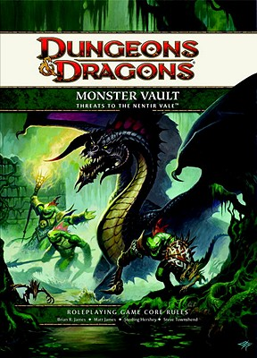 Monster Vault: Threats to the Nentir Vale: Roleplaying Game Supplement - Hershey, Sterling