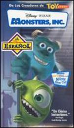 Monsters, Inc. [2 Discs] [3D] [Blu-ray]