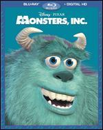Monsters, Inc. [Blu-ray] [2 Discs]