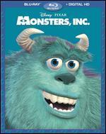 Monsters, Inc. [Blu-ray] [2 Discs]