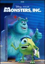Monsters, Inc. - David Silverman; Lee Unkrich; Pete Docter