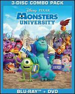 Monsters University [3 Discs] [Blu-ray/DVD]
