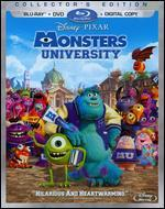 Monsters University [3 Discs] [Includes Digital Copy] [Blu-ray/DVD]