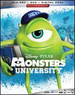 Monsters University [Includes Digital Copy] [Blu-ray/DVD]