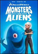 Monsters vs. Aliens - Conrad Vernon; Rob Letterman
