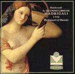 Monteverdi: Il Secondo Libro de Madrigali, 1590
