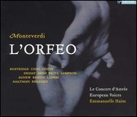 Monteverdi: L'Orfeo - Alice Coote (vocals); Carolyn Sampson (vocals); Christopher Maltman (vocals); Emmanuelle Haïm (harpsichord);...
