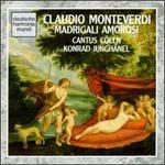 Monteverdi: Madrigali Amorosi