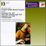 Monteverdi: Vespers/Bach: Cantatas