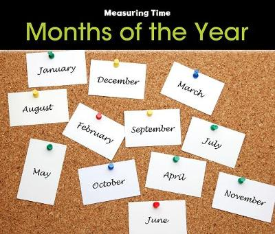 Months of the Year - Steffora, Tracey