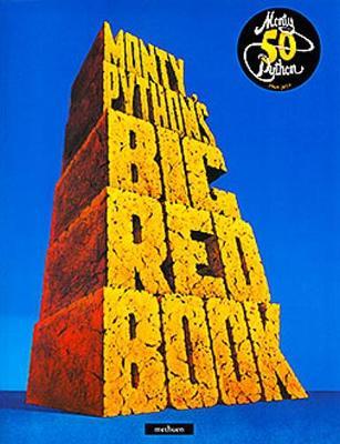 Monty Python's Big Red Book - Python, Monty