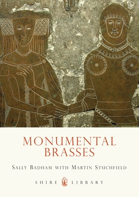 Monumental Brasses - Badham, Sally