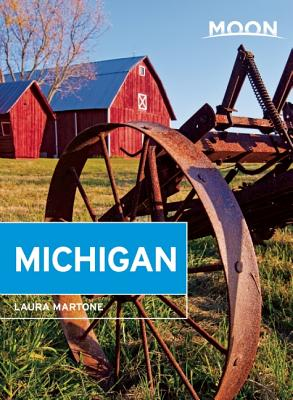Moon Michigan - Martone, Laura