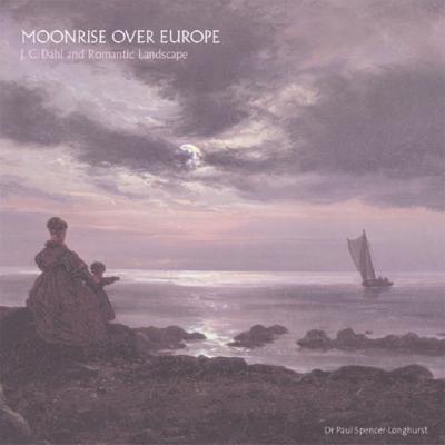 Moonrise Over Europe - Spencer-Longhurst, Paul