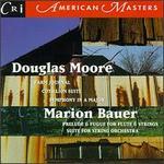 Moore: Symphony No. 2; Cotillion Suite for orchestra