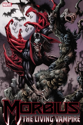 Morbius the Living Vampire Omnibus - Gerber, Steve (Text by), and McGregor, Don (Text by), and Moench, Doug (Text by)