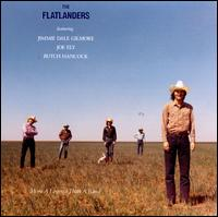 More a Legend Than a Band - The Flatlanders