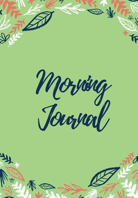 Morning Journal: 200 Pages, Daily Gratitude Journal, Daily/Nightly Prompts (7 X 10 In.) - Publishing, Star Power