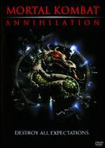 Mortal Kombat: Annihilation - John R. Leonetti