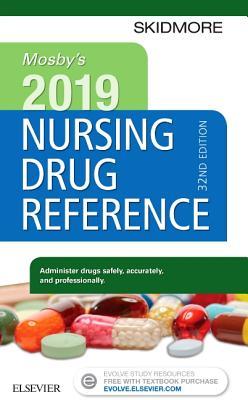 Mosby's 2019 Nursing Drug Reference - Skidmore-Roth, Linda, RN, Msn, NP