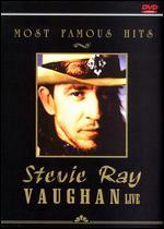Most Famous Hits: Stevie Ray Vaughan - Live