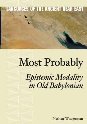 Most Probably: Epistemic Modality in the Old Testament - Wassermann, Neil