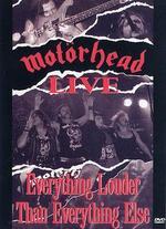 Motörhead Live ... Everything Louder Than Everything Else